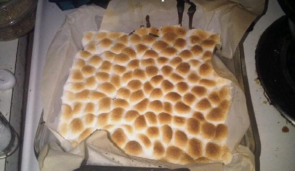 Kelly Lynne's Version of Ruby's Basic Brownies