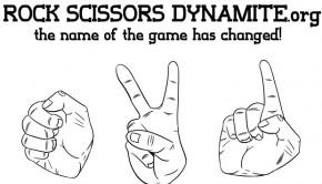 Rock Paper Scissors Dynamite