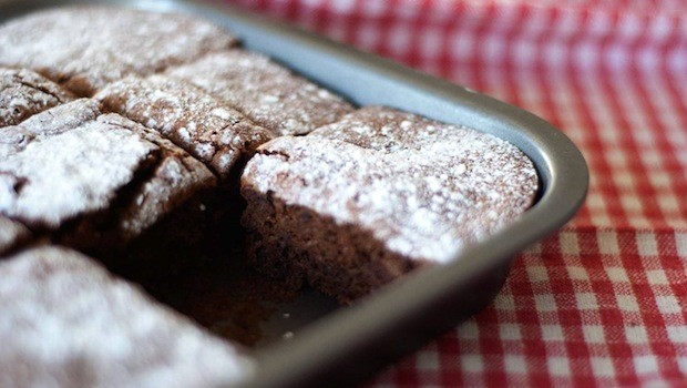 Brownies Made with Self-Raising Flour | Ruby Skye PI