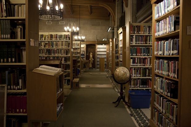 Emmanuel College Library Toronto Emmanuel College Library