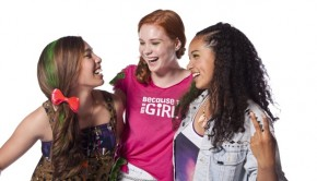 Laugh together Mint Chip Girls Ruby Skye PI
