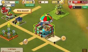 WeTopia Screenshot