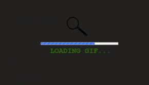 Loading a GIF