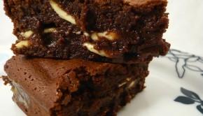 Triple Chocolate Brownies | Ruby Skye PI