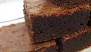 Healthy Brownies | Ruby Skye PI