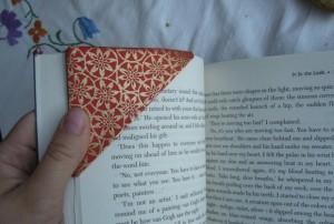 Origami Bookmark | Ruby Skye PI