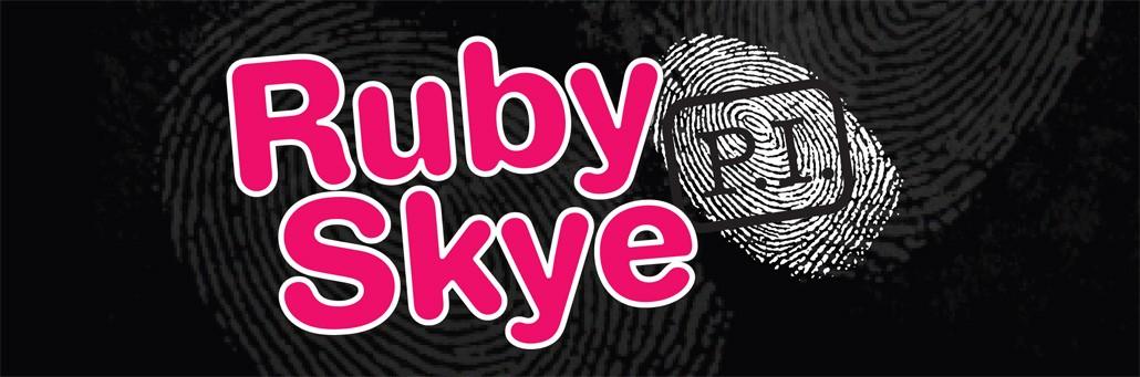 Ruby Skye PI logo