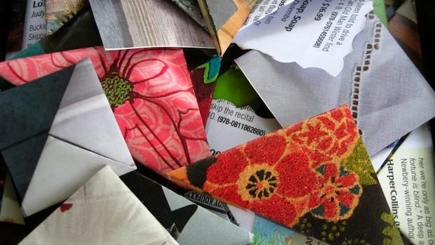 Origami Bookmarks | Ruby Skye PI