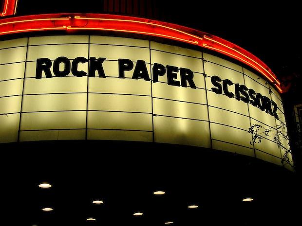 Rock Paper Scissors | Ruby Skye PI
