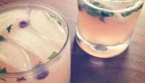 blueberry-mint-lemonade