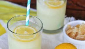 ginger-lemonade