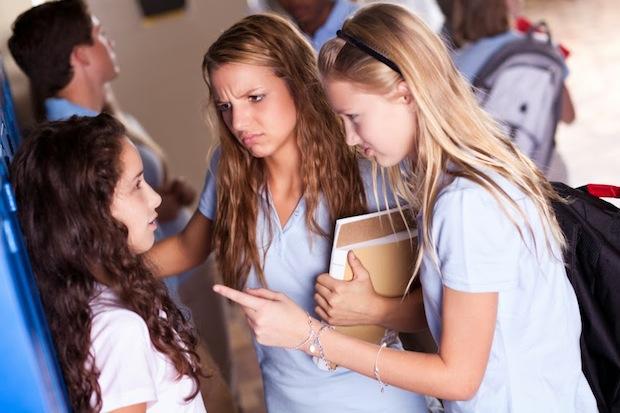 mean girls bullying